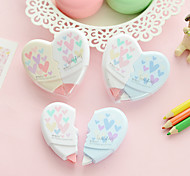 Hearts Series Correction Tape