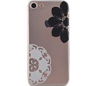 Per Custodia iPhone 7 / Custodia iPhone 6 / Custodia iPhone 5 Ultra sottile / Fantasia/disegno Custodia Custodia posteriore CustodiaFiore