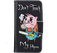 Electric Saw Pattern Painting PU Material Phone Cover For LG LG K10 K8 K7
