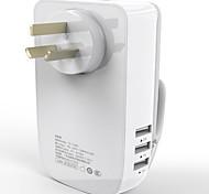 2a мультифункциональный быстрой зарядки розетка (USB штекер строка кенгуру)