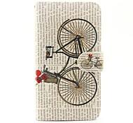 Для wiko lenny 3 lenny 2 велосипед узор pu кожа полный корпус с подставкой и слотом для карт для wiko lenny 2 lenny 3 sunset 2