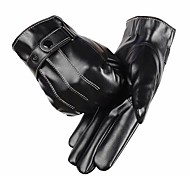 Gloves Sports Gloves Men's Cycling Gloves Spring / Autumn/Fall / Winter Bike GlovesKeep Warm / Anti-skidding / High Elasticity /