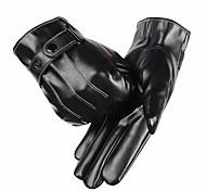 Gloves Sports Gloves Men's Cycling Gloves Spring / Autumn/Fall / Winter Bike GlovesKeep Warm / Anti-skidding / High Elasticity /