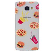 Для Samsung Galaxy A5 (2016) плод шаблон высокой проницаемости tpu материал телефон случае