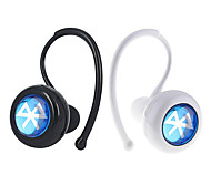Mini-a Smallest Mini Mono Bluetooth Headphone In Ear Wireless Earphone with Microphone