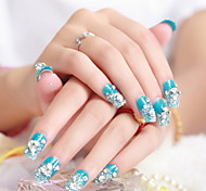 24 Bride Manicure Nail Patch Nail Products