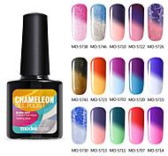 Nagellack UV Gel 10 1 Farbwechsel Langlebige Aufsaugeigenschaften