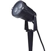 3W 85-265V gramado luz inserido
