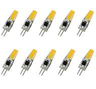 3W G4 2-pins LED-lampen COB COB 280LM lm Warm wit / Koel wit V 10 stuks