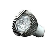 10Pcs High Quality 3W GU10 Led Spot Light  COB Led Light Bulbs Light Dimmable Led Spotlight 110V 220V Ultra Bright