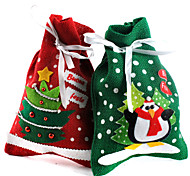 1pc Fabric Gift bags
