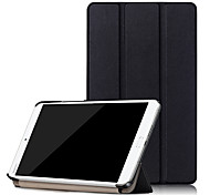 caso de la cubierta inteligente para Huawei MediaPad m3 VLA-w09 BTV-dl09 tableta de 8,4 pulgadas con protector de pantalla