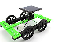 Solar Powered Toys Car Plastic