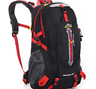 40 L Hiking & Backpacking Pack Backpack Camping & Hiking Traveling Multifunctional Nylon