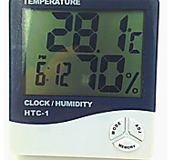HTC-1 Large - Screen Home Thermometer Hygrometer
