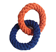 Cat Toy Dog Toy Pet Toys Chew Toy Teeth Cleaning Toy Rope Woven Textile