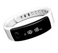 Bracelet d'ActivitéEtanche / Longue Veille / Pédomètres / Santé / Sportif / Caméra / Moniteur de Fréquence Cardiaque / Fonction réveille