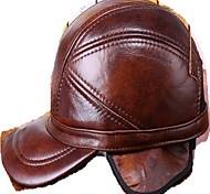 Cap Baseball Cap Cap Outdoor Sports Leisure Boom Warm  Comfortable  BaseballSports Cowhide Hat
