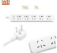 Original Xiaomi Mi Power strip Outlet Socket 5 holes Socket Plug with Socket Standard Socket Fast Charging Original Box