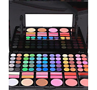 78 Eyeshadow Palette Dry Eyeshadow palette Cream Normal Daily Makeup