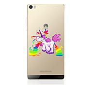 For Huawei P9 P9 lite P8 P8 lite Unicorn TPU Soft Case Cover
