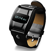 XINDOZ Smart Bracelet Bluetooth4.0 iOS / Android Message Control with Heart Rate