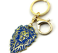 Inspired by WOW Anime Cosplay Accessories Keychain Blue Alloy