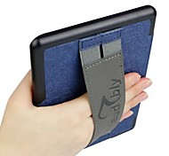 6 Inch Holding Pattern PU Leather Back Cover Case for New Kindle (Kindle 558)