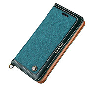 Luxury Magnetic Flip Leather Kickstand Wallet Case Cover For iPhone 7 7 Plus