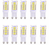 10pcs YWXLight® G9 5W 51 SMD 2835 400-600 LM Warm White / Cool WhiteAC 220-240V