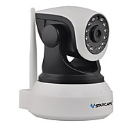 VSTARCAM® C7824WIP 720P 1.0MP Wi-Fi Surveillance IP Camera (Night Vision Two Way Audio Alarm Support 128GB TF)