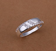 Jewelry Women Silver Ring Sterling Silver Rings Band Rings