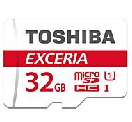 originali Toshiba microSDHC exceria 32gb UHS-1 memory card 48m / s