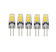 5 Pcs Con Cable Others G4 6 led Sme5733 DC12 v 200 lm Warm White Cold White Double Pin Waterproof Lamp Other