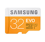 Samsung 32 Гб Карточка TF Micro SD карты карта памяти UHS-1 Class10 EVO