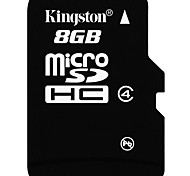 Kingston 8GB TF Micro SD Card scheda di memoria Class4
