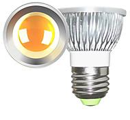 2PCS 5W E26/E27 LED Spotlight  COB 600 lm Warm White / Cool White Dimmable AC 220-240 / AC 110-130 V