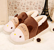 Modern/Contemporary Bootie Slippers Women's Slippers