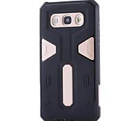 For Samsung  Galaxy J1 J2 J3 J5 J7 J120 J310 J510 J710 Case Cover  God Will Series Three Anti-Phone Shell