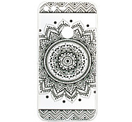 For Google Pixel XL Case Cover Mandala Pattern Back Cover Soft TPU for Google Pixel