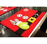 Текстиль Столовые наборы посуда  -  Высокое качество