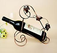 Portabottiglie da vino Ghisa,27*11*29CM Vino Accessori