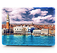 "Case for Macbook 13"" Macbook Air 11""/13"" Macbook Pro 13"" MacBook Pro 13"" with Retina display Bohemian Style Plastic Material Venice Water"
