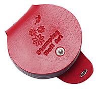 1шт 6 цвет ногтевой пластины пакет круглой карточки штамповочные пластины пустой шаблон кейс организатор держатель для хранения альбома