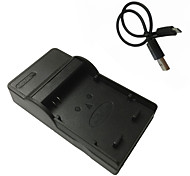 001 Micro USB Mobile Camera Battery Charger for gopro Hero AHDBT-001 002