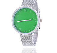 XU Men Fashion Candy Color Dial Recreational Temperament Watch