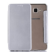 For Samsung  Galaxy A3(2016) A5(2016) A7(2016) Case Cover  Pure Color Elegant Elegant Electroplating TPU Shell After Striae Cell Phone Sets