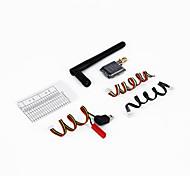 IDrones Accesorios TX320 Transmisor / controlador remoto RC Aviones Metal 1 Pieza