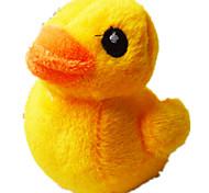 Dog Toy Pet Toys Plush Toy Durable Yellow Cotton