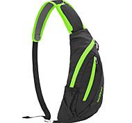 Сумки через плечо Сумка Нагрудная сумка для Отдых и туризм Восхождение Активный отдых Велосипедный спорт Спортивные сумки